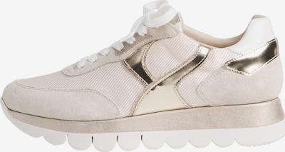 TAMARIS Sneaker in beige / gold, Produktansicht