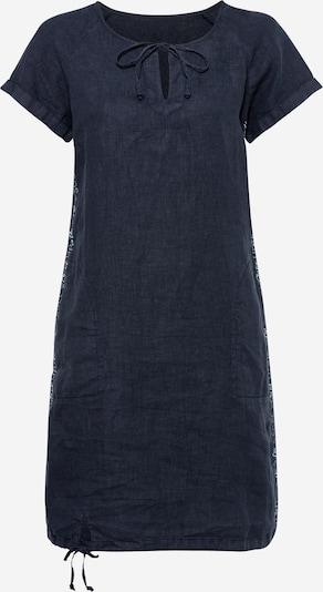 Soccx Robe-chemise en bleu marine / bleu clair, Vue avec produit