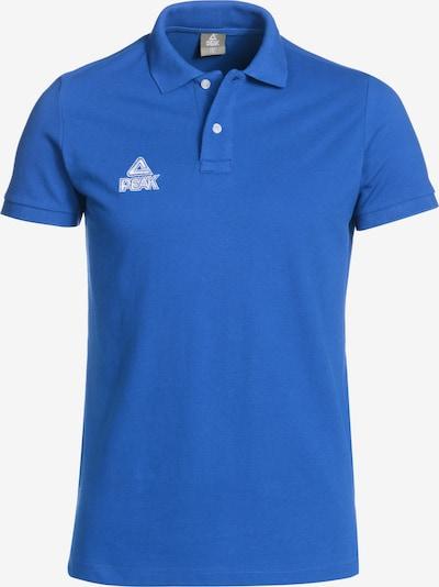 PEAK Funktionsshirt in blau: Frontalansicht