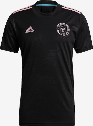 ADIDAS PERFORMANCE Auswärtstrikot 'Inter Miami CF' in pink / schwarz, Produktansicht