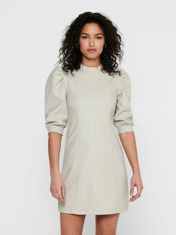 ONLY Dress in Beige