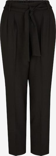 s.Oliver BLACK LABEL Spodnie w kant w kolorze czarnym, Podgląd produktu