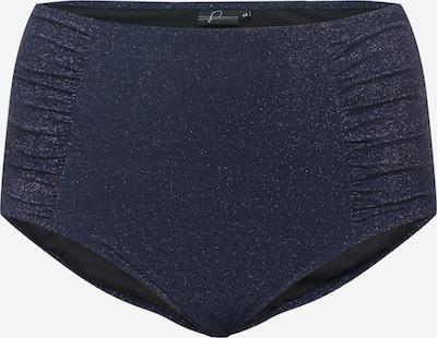 Swim by Zizzi Bikini bottom in Night blue / Silver, Item view