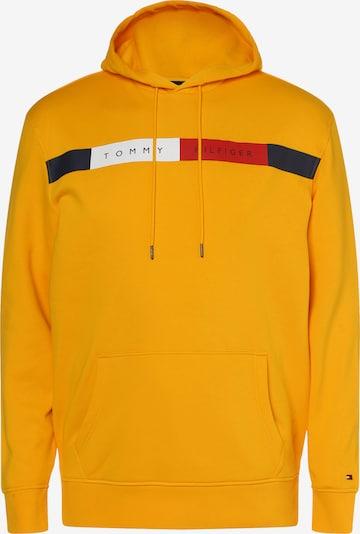 TOMMY HILFIGER Pullover in gelb, Produktansicht