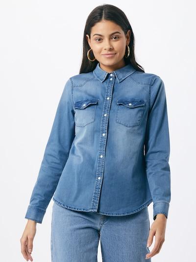 Palaidinė 'Maria' iš VERO MODA , spalva - tamsiai (džinso) mėlyna, Modelio vaizdas