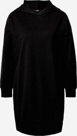 Zwillingsherz Sweatshirt 'Josi' in schwarz, Produktansicht
