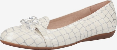 Wonders Chaussons en blanc, Vue avec produit