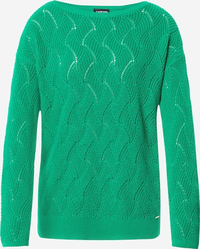 TAIFUN Sweater in grass green, Item view