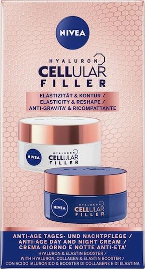 NIVEA Set 'Hyaluron Cellular Filler' in weiß, Produktansicht
