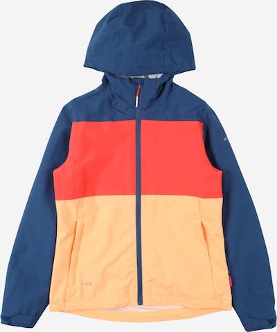 ICEPEAK Tussenjas in de kleur Blauw / Sinaasappel, Productweergave