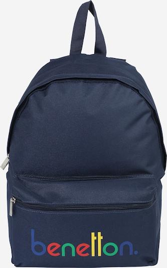 UNITED COLORS OF BENETTON Mochila en azul oscuro / mezcla de colores, Vista del producto