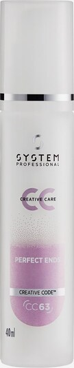 System Professional Lipid Code Lotion 'Perfect Ends Hair Lengths' in weiß, Produktansicht
