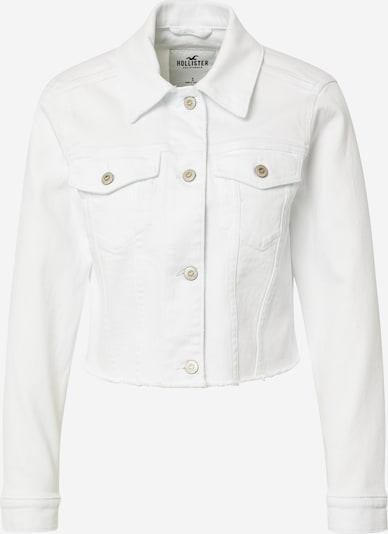 HOLLISTER Välikausitakki värissä valkoinen, Tuotenäkymä