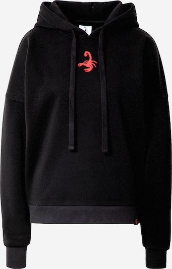 VIERVIER Sweatshirt 'Ella' in Black, Item view