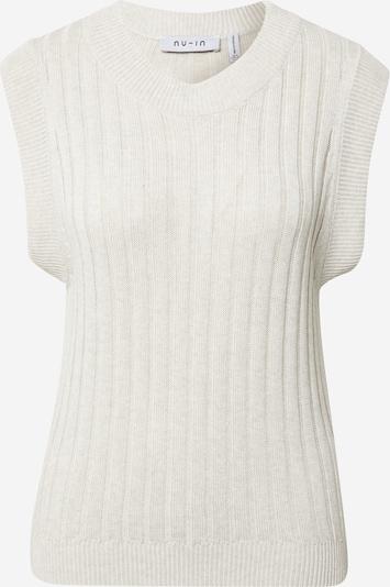 NU-IN Trui in de kleur Wit, Productweergave