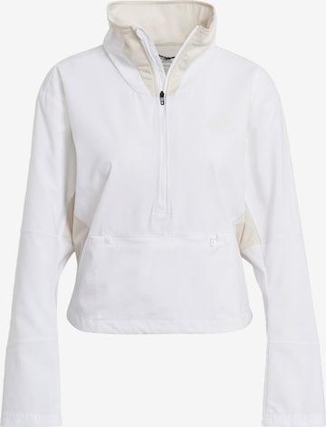 Jachetă de trening de la ADIDAS PERFORMANCE pe alb