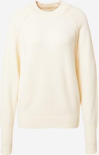 Pulover 'Lindsay' NORR pe alb murdar, Vizualizare produs