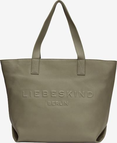 Liebeskind Berlin Cabas 'Hannah' en kaki, Vue avec produit