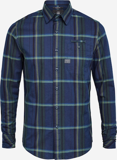 G-Star RAW Shirt ' Bristum Slim ' in blau, Produktansicht