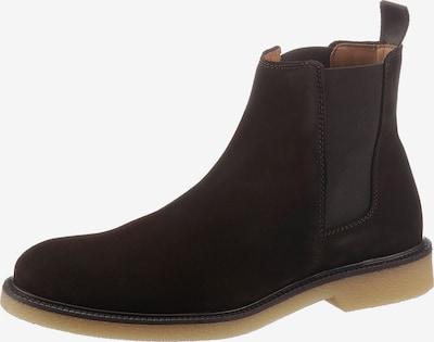 BOSS Casual Chelsea Boots in dunkelbraun, Produktansicht