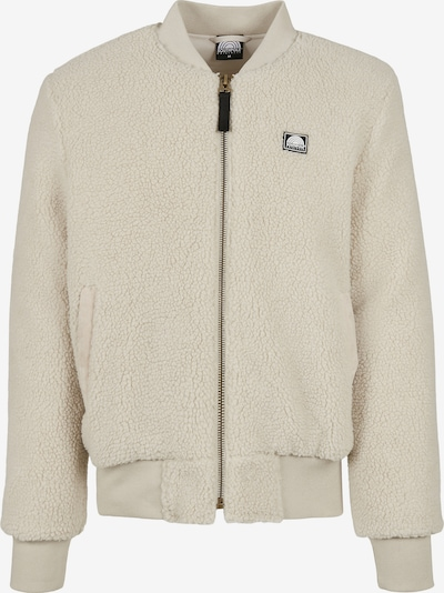 SOUTHPOLE Between-season jacket in beige / white, Item view