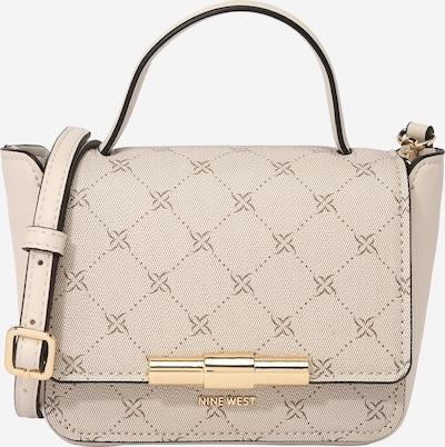 Nine West Ročna torbica 'HOLLIS' | kremna / brokat barva, Prikaz izdelka