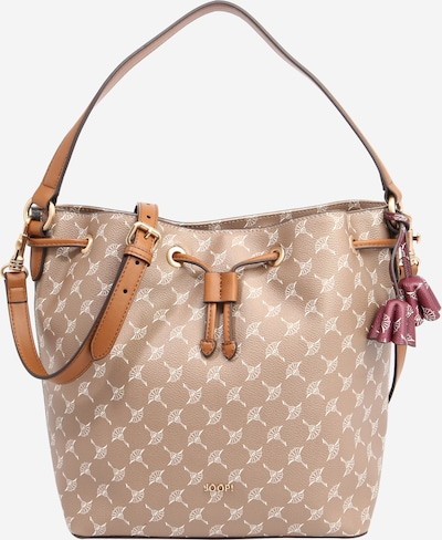 JOOP! Pouch in Cream / Taupe, Item view