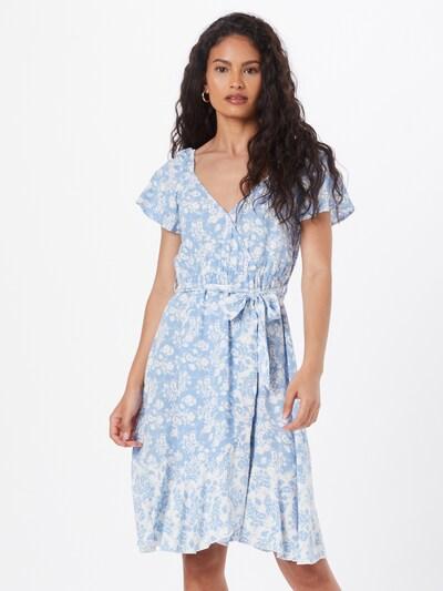 Rochie Orsay pe albastru / alb, Vizualizare model