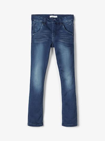 NAME IT Jeans 'NITCLASSIC' in dunkelblau: Frontalansicht