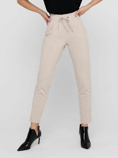 JDY Broek 'Catia' in de kleur Lichtgrijs, Modelweergave