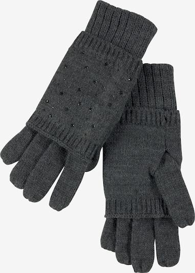 J. Jayz Full Finger Gloves in Anthracite, Item view