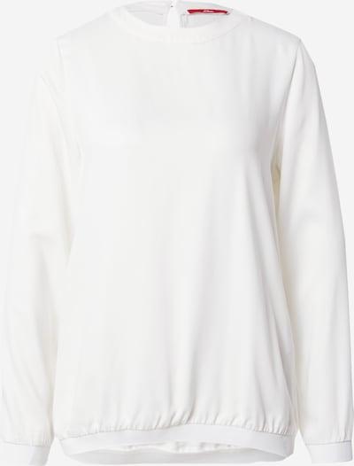 Camicia da donna s.Oliver di colore bianco, Visualizzazione prodotti