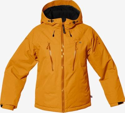 Isbjörn of Sweden Outdoorjacke 'CARVING' in gelb, Produktansicht