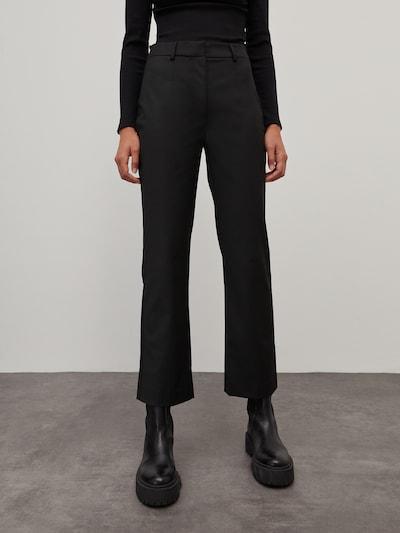EDITED Hose 'Reina' in schwarz, Modelansicht