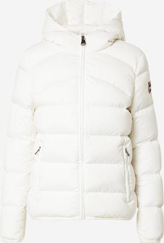 Colmar Overgangsjakke i hvit