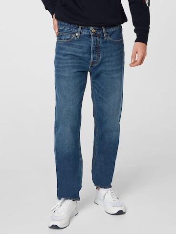 Kings Of Indigo Jeans 'KONG' in Blau