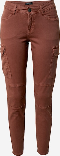 Sublevel Jeans cargo en rouge rouille, Vue avec produit