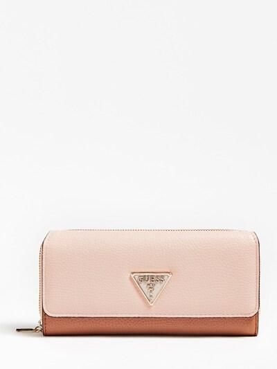 GUESS Portemonnaie in lila, Produktansicht