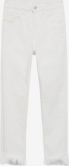 MANGO KIDS Jeans in weiß, Produktansicht