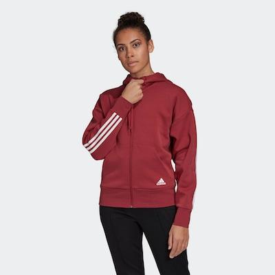 ADIDAS PERFORMANCE Sportjas in de kleur Rood: Vooraanzicht