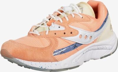 saucony Schuhe in pastellorange, Produktansicht