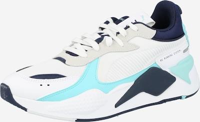 PUMA Sneaker in navy / hellblau / weiß, Produktansicht
