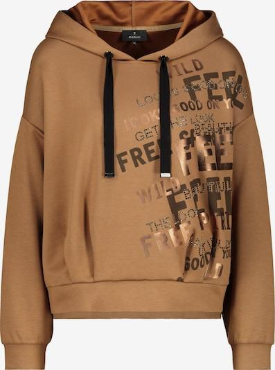 monari Sweatshirt in braun / bronze, Produktansicht
