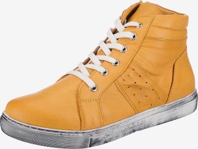 ANDREA CONTI Sneaker in ocker, Produktansicht