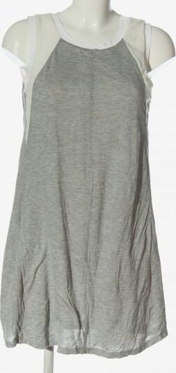 Silvian Heach Minikleid in S in hellgrau / wollweiß, Produktansicht