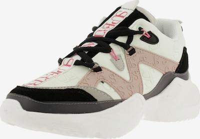 Supertrash Sneaker ' NIKA EMB ' in weiß, Produktansicht