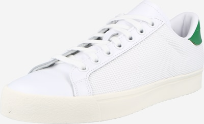 ADIDAS ORIGINALS Zemie brīvā laika apavi 'Rod Laver', krāsa - zāles zaļš / gandrīz balts, Preces skats