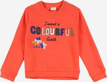 Boboli Sweatshirt in Rot