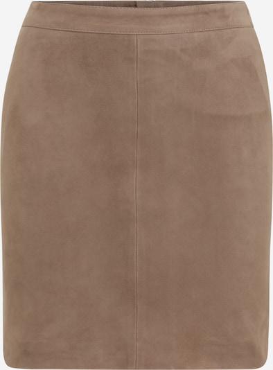 OBJECT (Petite) Rok 'CHLOE' in de kleur Bruin, Productweergave
