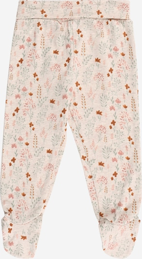 Hust & Claire Leggings 'Lani' in light yellow / light green / pink, Item view